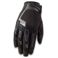 Dakine CROSS-X black cyklistické rukavice - XL