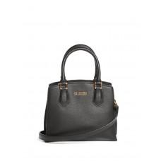 GUESS kabelka Abby Mini Satchel černá vel.