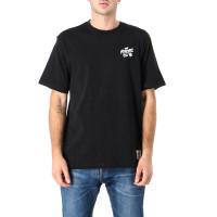 Element LIBERTY FLINT BLACK pánské tričko s krátkým rukávem - S
