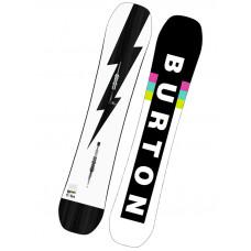 Burton CUSTOM CAMBER NO COLOR snowboard - 166W