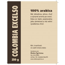 MEZZO Colombia excelso 250g