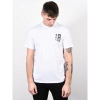 Element LOVE PASSION DEATH OPTIC WHITE pánské tričko s krátkým rukávem - M