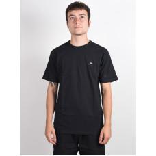 Vans OFF THE WALL CLASSIC black pánské tričko s krátkým rukávem - M