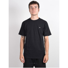 Vans OFF THE WALL CLASSIC black pánské tričko s krátkým rukávem - XL