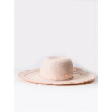 Rip Curl SANDY BOHO Light Pink dámský slaměný klobouk