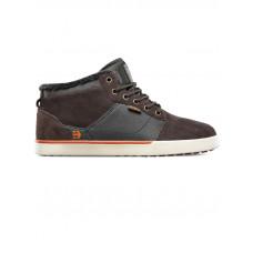 Etnies Jefferson Mtw BROWN/BLACK/TAN pánské boty na zimu - 44,5EUR