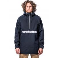 Horsefeathers PERCH black jarní bunda pánská - L