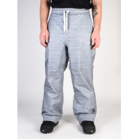 ARMADA SHIELD HEATHER GREY pánské softshellové lyžařské kalhoty - M