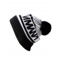 Vimana SCANDO POM POM black pánská zimní čepice