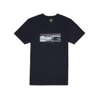 Billabong INVERSE NAVY pánské tričko s krátkým rukávem - M