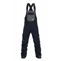 Horsefeathers MEDLER black zateplené kalhoty pánské - M