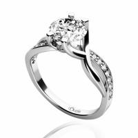Zlato Zlatý dámský prsten Maui 4565065