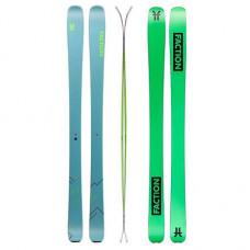 Dámské skitour lyže FACTION Agent 1.0 X 19/20 Délka lyží (v cm): 162