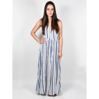 Rip Curl DEL SOL MAXI CLOUD DANCER luxusní plesové šaty dlouhé - M