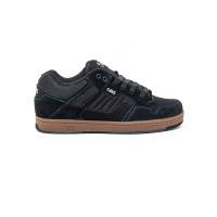 Dvs ENDURO 125 black/reflective/gum/suede pánské letní boty - 40,5EUR