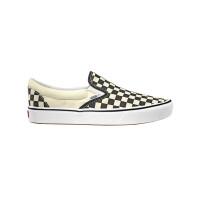 Vans ComfyCush Slip-On (Classic) checkerboard/true wh pánské letní boty - 40EUR