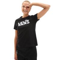 Vans FLYING V CLASSIC MUS black dámské tričko s krátkým rukávem - XS