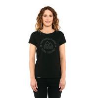 Horsefeathers TASHA black dámské tričko s krátkým rukávem - S