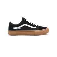 Vans Skate Old Skool BLACK/GUM pánské letní boty - 36,5EUR