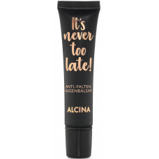 Alcina It's Never Too Late! Anti-Wrinkle Eye Balm 15ml