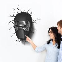 Samolepka Maska ze Star Wars