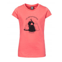 Horsefeathers SCARLET sugar dětské tričko s krátkým rukávem - M
