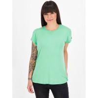 Alife and Kickin MimmyAK A EMERALD dámské tričko s krátkým rukávem - L