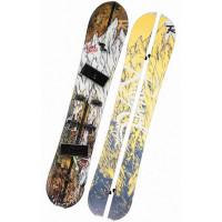 Rossignol XV MAGTEK SPLIT SPLIT KIT snowboard - 163