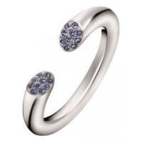 Prsten Calvin Klein Brill KJ8YMR0402 Velikost prstenu: 57