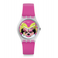 Swatch Listen to me Pinkapippa GE267
