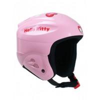 Hello Kitty Girl fullshell PINK přilba na snowboard - XS