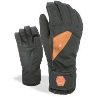 Level Cruise DARK pánské prstové rukavice - M