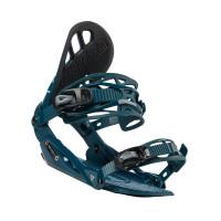 Gravity G1 DARK SLATE pánské vázání na snowboard - L