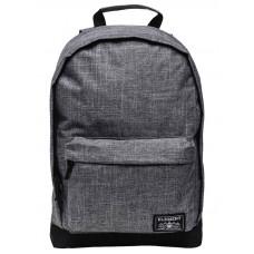 Element BEYOND BLACK GRID HTR studentský batoh