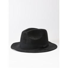 Roxy KIND OF LOVE TRUE BLACK dámský plátěný klobouk - M/L