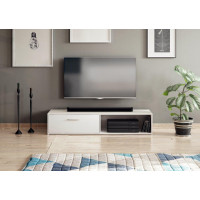 TV stolek Sharp bílý - FALCO