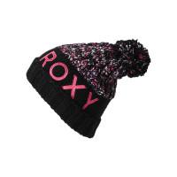 Roxy ALYESKA TRUE BLACK dámská zimní čepice