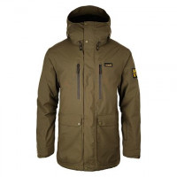 Bunda PLANKS Good Times insulated Jacket army green 19/20 Velikost: M