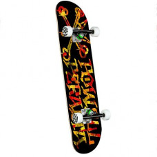 Skateboard POWELL PERALTA Vato Rat 7.5 • Leaves Black