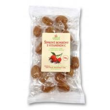 Šípkové bonbony s vitamínem C 100g