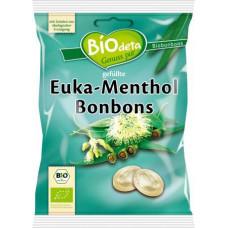 Bio bonbóny euka - menthol 75g