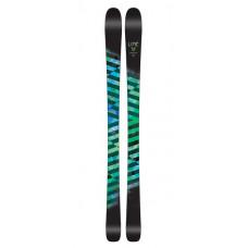 Line 87 ASSORTED 165 CM black-green freestylové lyže - 165cm