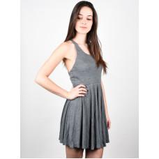 Element RANIA GREY společenské šaty krátké - M