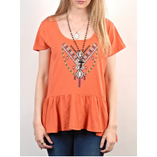 Element ALEXA Ginger dámské tričko s krátkým rukávem - M