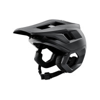 Fox Dropframe Pro black cyklistická přilba - S