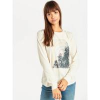 Billabong HIGH TIDE COOL WIP dámské tričko s dlouhým rukávem - S