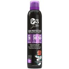 Be3 Tattoo Sun Protection Progressive Spray SPF 20/30*/50+* 175ml