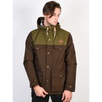Picture Jack brown zimní bunda pánská - XL