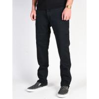 Rip Curl STRAIGHT SALT BLACK značkové pánské džíny - 30