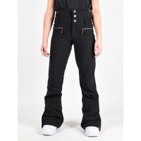 Roxy RISING HIGH TRUE BLACK zateplené kalhoty dámské - M